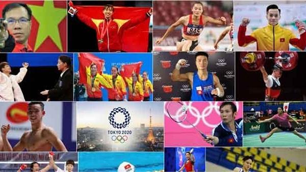 Hôm nay, Olympic Tokyo 2020 chính thức khai mạc