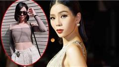 Lệ Quyên lộ vòng 2 to bất thường, nghi vấn mang thai với tình trẻ Lâm Bảo Châu?