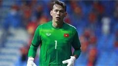 Thủ môn Tấn Trường chính thức lên tiếng sau khi tuyển Việt Nam thua tuyển Trung Quốc