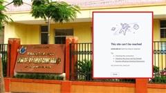 Vụ GV gạ nữ sinh 'vào khách sạn' mới cho qua môn: Website nhà trường bất ngờ không thể truy cập
