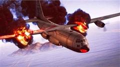 PUBG: Máy bay chở người chơi có thể bốc cháy và gặp tai nạn khi lao xuống đất gây thương vong