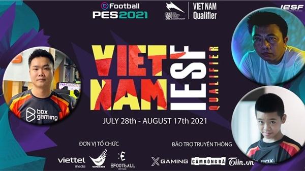 PES IeSF VIỆT NAM ngày 14/8: Tabi chạm 1 tay vào cúp vô địch, Lê Hà Anh Tuấn tái đấu Tâm Figo