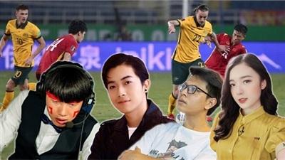 Muôn kiểu cảm xúc của cộng đồng game Việt khi Việt Nam thua Australia 0 - 1
