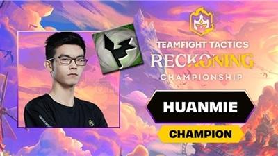 Đại diện Trung Quốc - Huanmie lên ngôi vô địch CKTG Đấu Trường Chân Lý