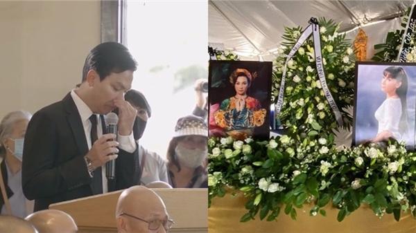 Mạnh Quỳnh nghẹn ngào kể lại kỷ niệm đi hát cùng Phi Nhung, lần cuối dự định song ca 'Thiệp hồng anh viết tên em' nhưng không thể