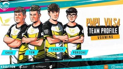 Tổng kết Weekday tuần 3 – Vòng Pro League PMPL VN S4: V Gaming dẫn đầu đường đua