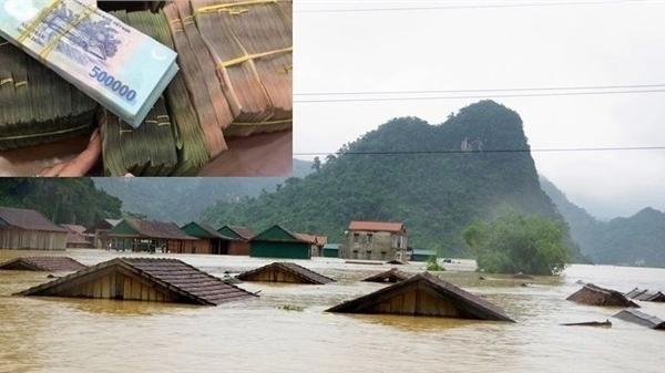Công an đã mời một số cá nhân, tổ chức đến để làm rõ số tiền cứu trợ của nghệ sĩ tại 7 tỉnh miền Trung