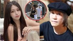 Bị đồn đoán có tình yêu 'ông - cháu' với Châu Tinh Trì, hot girl 17 tuổi khẳng định cả hai chỉ là... bạn già