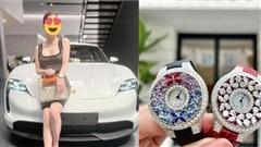 Có mỹ nhân Vbiz được chồng tặng đồng hồ, xế hộp gần 12 tỷ đồng ngày 20/10, các người đẹp khác thì sao?