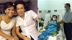 Con nuôi nghệ sĩ Hoài Linh bị đột quỵ trong lúc nằm viện, chỉ còn nặng hơn 30kg